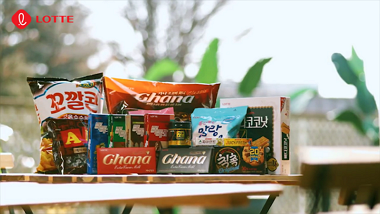 The success story behind LOTTE's food business